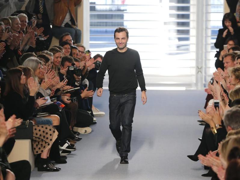 Nicolas Ghesquiere / Louis Vuitton '14