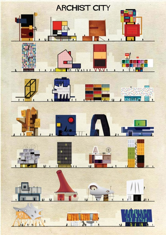 Archist by Federico Babina