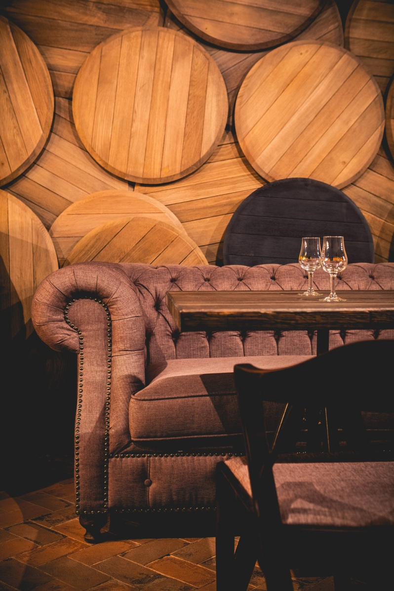 Shustoc Brandy Bar | The Design Informant