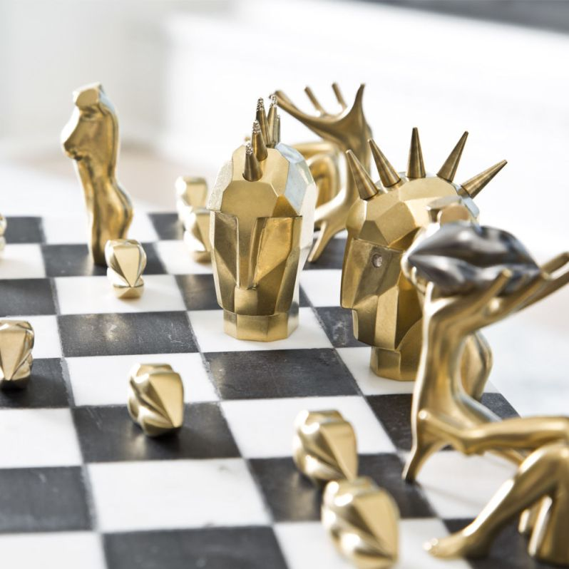 Dichotomy Chess Set2