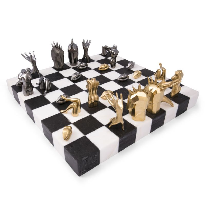 Dichotomy Chess Set7