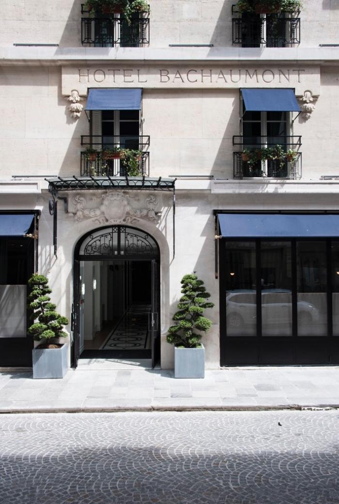 Hôtel Bachaumont2