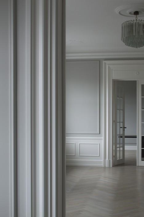 Apartment by Space Copenhagen. Interior Design. Apparatus Studio. Copenhagen. Apartment