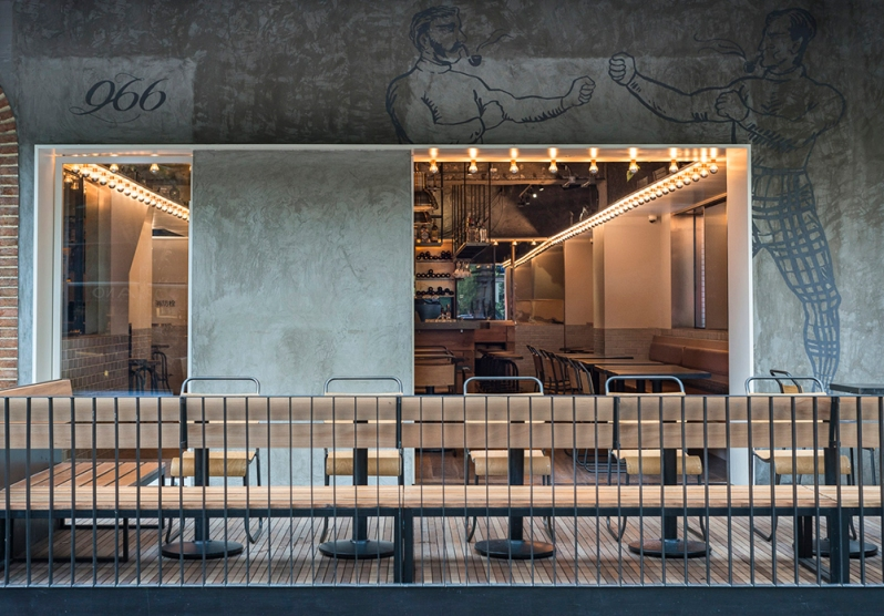 Tribeca, Shanghai, China, Linehouse, Interior Design, Hospitality Design