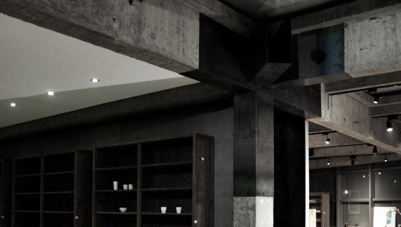 一楼楼体入口1